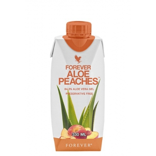 Forever Aloe Peaches | mini 330ml