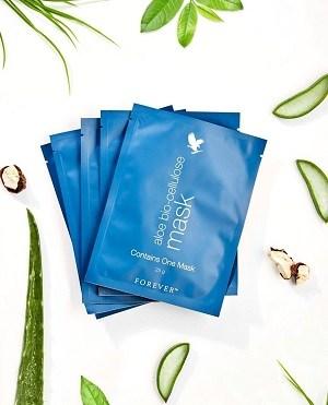 Forever Aloe Bio-Cellulose Mask™