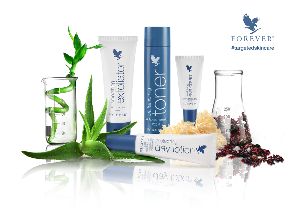 targeted skin care Forever Living