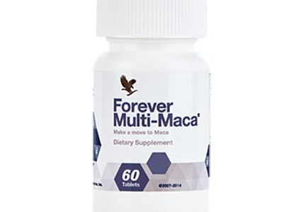 Nowy suplement od Forever  - Multi Maca